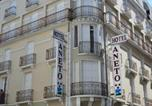 Hôtel Lourdes - Hôtel Aneto-2