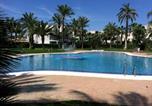 Location vacances Vera - Apartamento Venavera Playa Dragos5-2