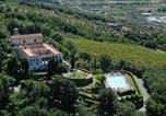 Hôtel Montecatini Terme - Antico Convento Park Hotel et Bellevue-1