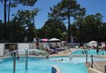 Camping avec Ambiance club Gironde - Domaine de Soulac-4