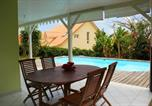 Location vacances Sainte Luce - Villa with swimming pool close to the beach-3