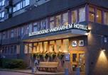 Hôtel Suède - Slottsskogens Hostel-1