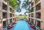 Hôtel Lat Krabang - The Cottage Suvarnabhumi-1