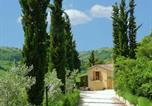 Location vacances Castelbellino - Cozy farmhouse in hills; with rustic charm near Adriatic Sea-2