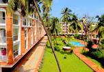 Location vacances Candolim - 2 Bedroom Apartment Near Candolim Beach Cm012-1