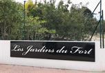 Hôtel 4 étoiles Serra-di-Ferro - Résidence Les Jardins du Fort-2