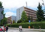 Hôtel Kołobrzeg - Interferie w Kołobrzegu-2