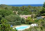 Location vacances Domus de Maria - Villetta Luisella-1
