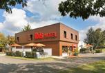 Hôtel Rouillon - Ibis Le Mans Est Pontlieue-1