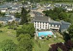 Hôtel Lozère - Logis le Mont Aigoual-1