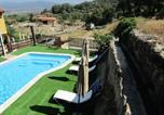 Location vacances Guijo de Granadilla - Casas Rurales La Dehesa-4