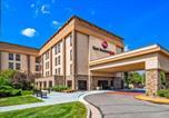 Hôtel Wichita - Best Western Plus Wichita West Airport Inn-1