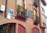 Location vacances San Asensio - Hostal Ciudad de Nájera-1