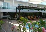 Hôtel Campeche - Hotel Villa Escondida Campeche-3