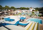 Camping avec Parc aquatique / toboggans France - Camping Argelès Vacances-1
