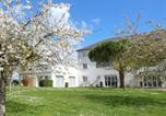 Hôtel Avon-les-Roches - Logis Hôtel des Châteaux