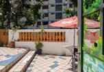 Hôtel La Plata - Granados Hostel-4
