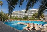 Hôtel Les Iles Baléares - Hotel Tropical-1