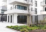 Location vacances Koekelberg - Peniches Halldis Apartment-1
