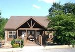 Location vacances Branson West - Branson Tranquility Lodge-1