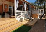 Camping avec WIFI Croatie - Mobile Home Starfish I Camp Soline-2