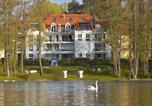 Location vacances Bad Saarow - Ferienwohnung Katja in der Villa Seeblick-1