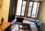 Location vacances Miserey-Salines - Studio N 202 Furnished Besancon 15 Rue Battant-1