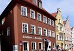 Hôtel Wörth an der Isar - Hotel Freischütz Apartments-1