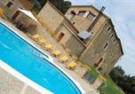 Location vacances Cornellà de Terri - Santa Maria de Camos Villa Sleeps 34 with Pool-4