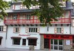 Hôtel Laveissière - Hotel au Chalet Fleuri-4