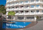 Hôtel Calella - Hotel Bernat Ii Sup-4
