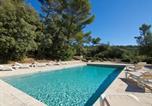 Location vacances Beaumont-de-Pertuis - Holiday Home Domaine de Piegrois-1