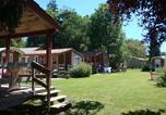 Camping avec Hébergements insolites Villard-Saint-Sauveur - Camping La Pourvoirie des Ellandes-3