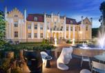 Hôtel Gdynia - Relais & Châteaux Hotel Quadrille-1
