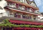 Hôtel Sankt Goar - Hotel Garni Rheinpracht-2