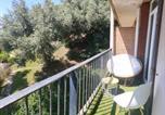 Hôtel Corse - Chambre avec balcon Bastia centre-1