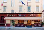 Hôtel Villefranche-sur-Mer - Hôtel Esprit d'Azur-4