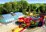 Camping  Acceptant les animaux Somme - Capfun - Dune Fleurie-2