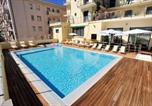 Hôtel Loano - Excelsior Hotel E Appartamenti-3