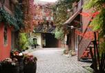 Hôtel Bergheim - Fleur et Fruit de Vigne & Spa-1