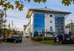 Hôtel Ålborg - Slotshotellet Aalborg
