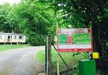 Camping avec Piscine Sillé-le-Guillaume - Camping du Perche Bellemois-4
