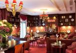 Hôtel 5 étoiles La Chapelle-en-Serval - Auberge du Jeu de Paume-4