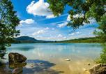 Camping avec Piscine couverte / chauffée Tournus - Camping Sites et Paysages Beauregard-1