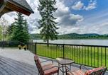 Location vacances Cocolalla - Antler Cove Log Home-2