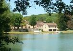 Hôtel Saint-Martin-des-Combes - Le Lac Beausoleil-1