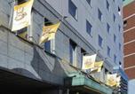 Hôtel Yokohama - Yokohama Mandarin Hotel