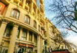 Location vacances  Azerbaïdjan - Luxary Apartment On Nizami 60-2