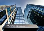Hôtel Varsovie - Nyx Hotel Warsaw by Leonardo Hotels-4
