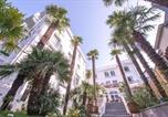 Hôtel Bord de mer de La Baule - La Palmeraie-1